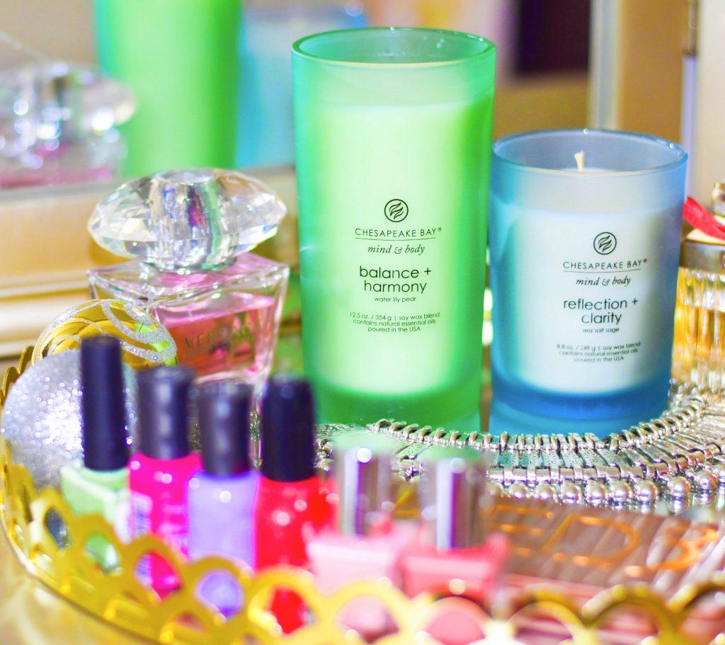 Vanity candles