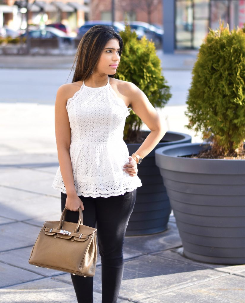 Lulus lace top