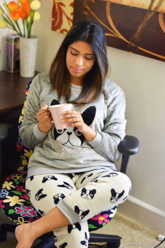 Grey pajama