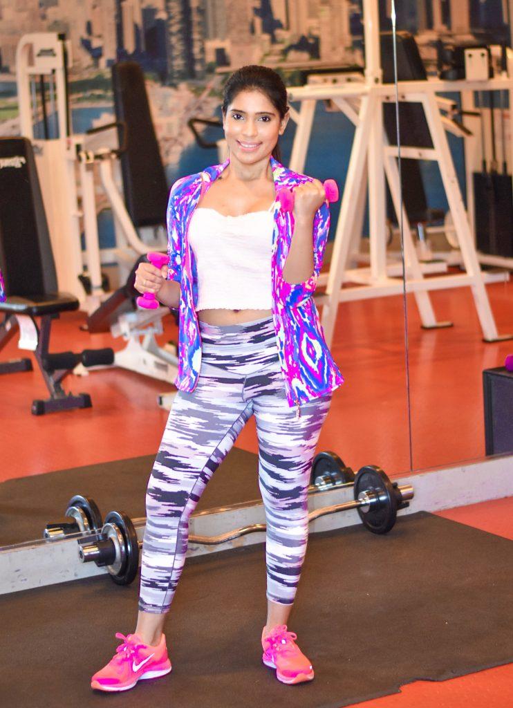 Gym Exercise Ladder App