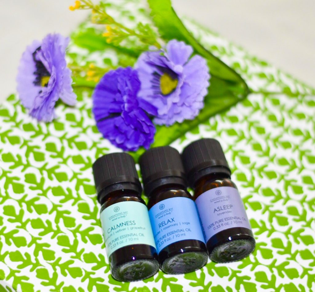 Essential Oils for Relaxation
