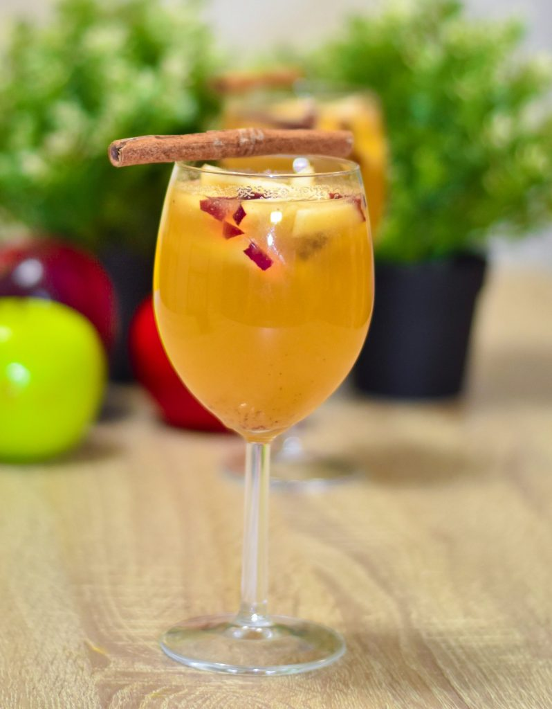 Envy Apples mocktail