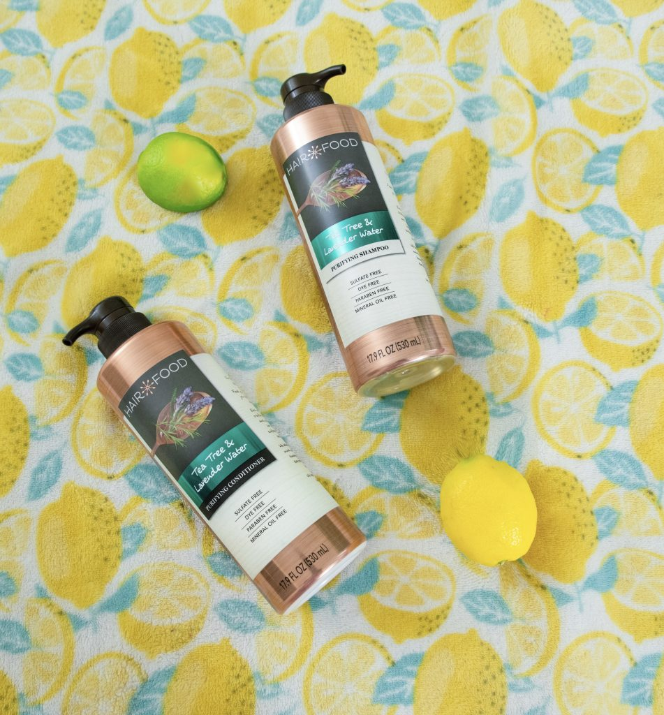 Paraben Free Shampoo and Conditioner